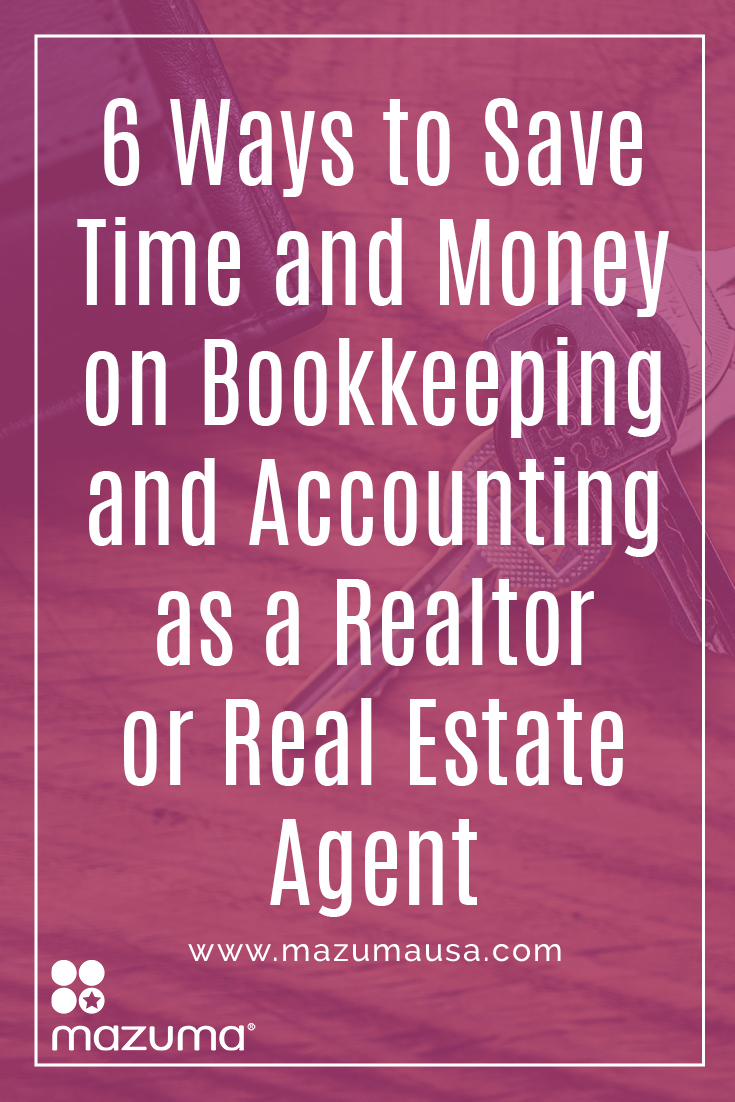 Bookkepping Andd Property Development : Ways to save time money on real estate bookkeeping and