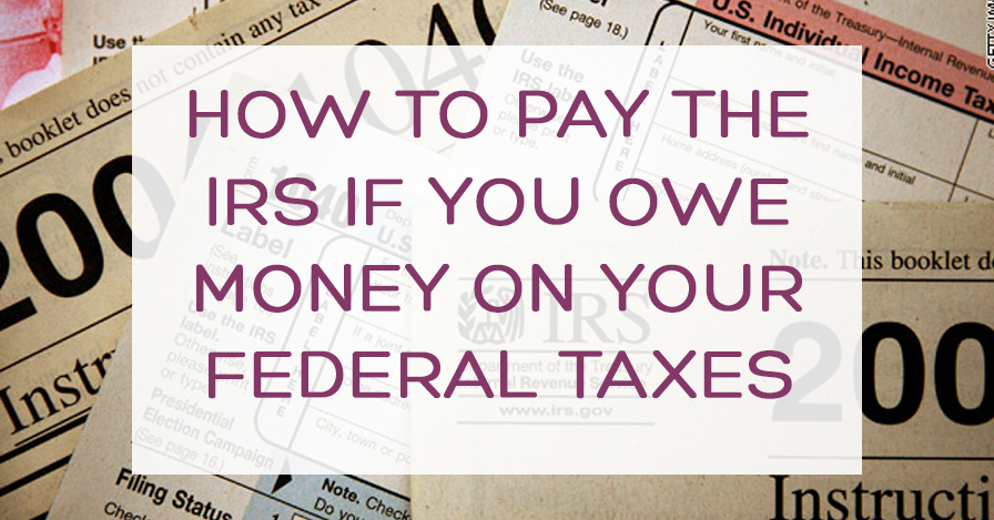 How to Pay the IRS if You Owe Money on Your Federal Taxes – Eftps Worksheet