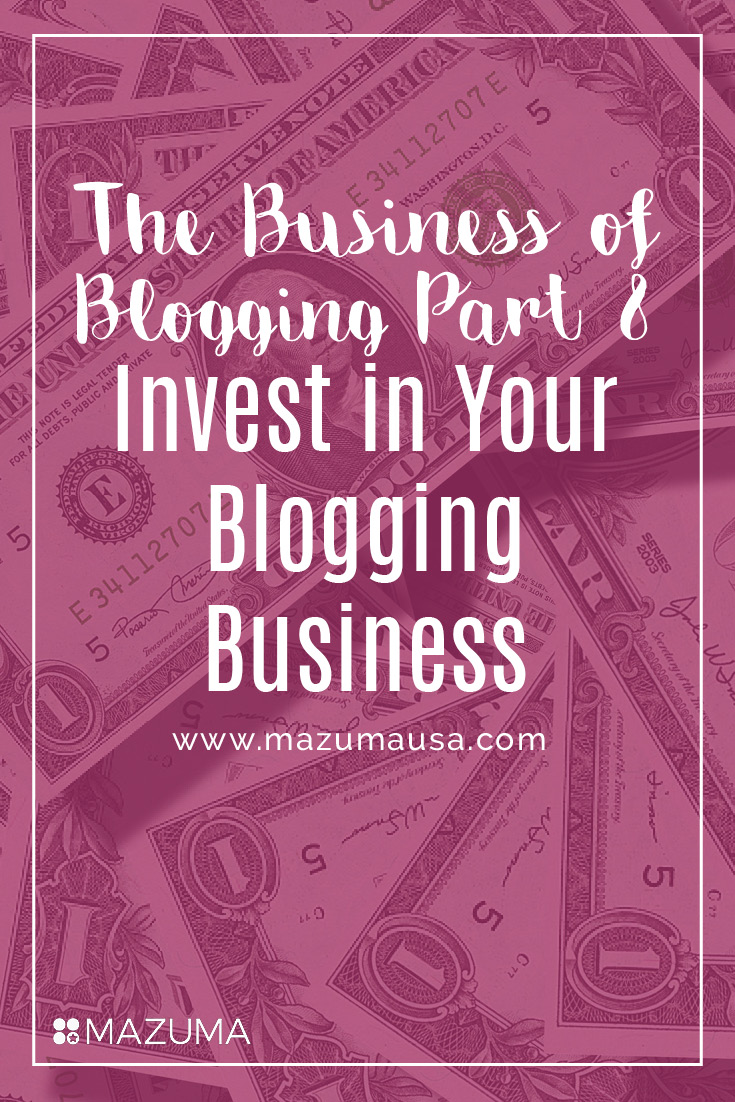 If you want to turn your blogging hobby into a thriving blogging business, you have to invest in the right tools. Then, we can help you save on your taxes.