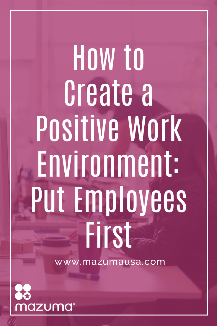Everyone thinks that the customer is king, but employer should put employees first. When employees are treated well your business thrives.