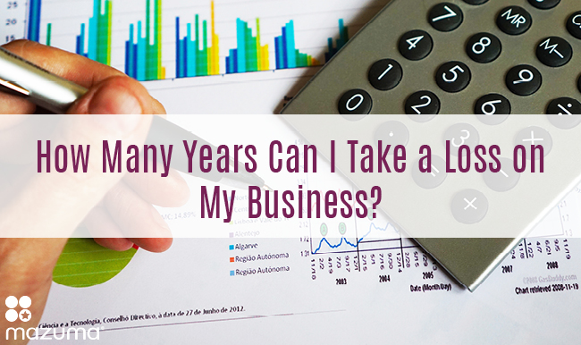 Ever wonder, How Many Years Can I Take a Loss on My Business? We have the answer. Plus tips on how to show the IRS your business is just that, a business.