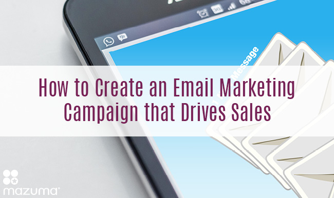 Email marketing is an essential part of business, but it's useless if it doesn't increase your overall sales. Learn more about creating a great email.