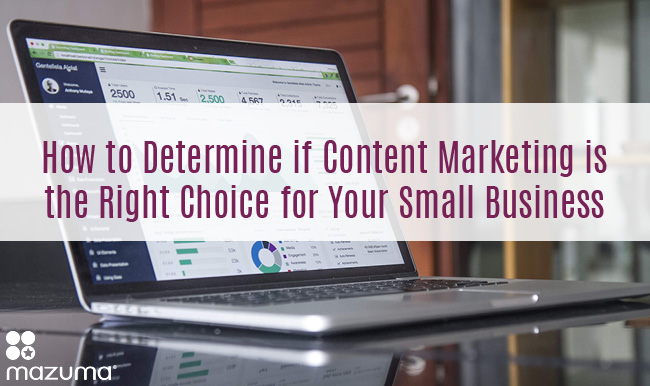 Content marketing is the new wave of marketing. Do you know what it is and how to use it in your small business? Learn all about content marketing here!