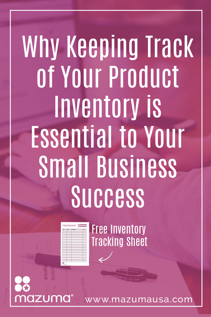 If you hate keeping track of your product inventory, we can help with useful tips and a FREE product inventory tracking sheet!