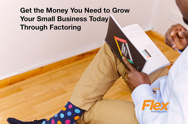 small business factoring & AR financing