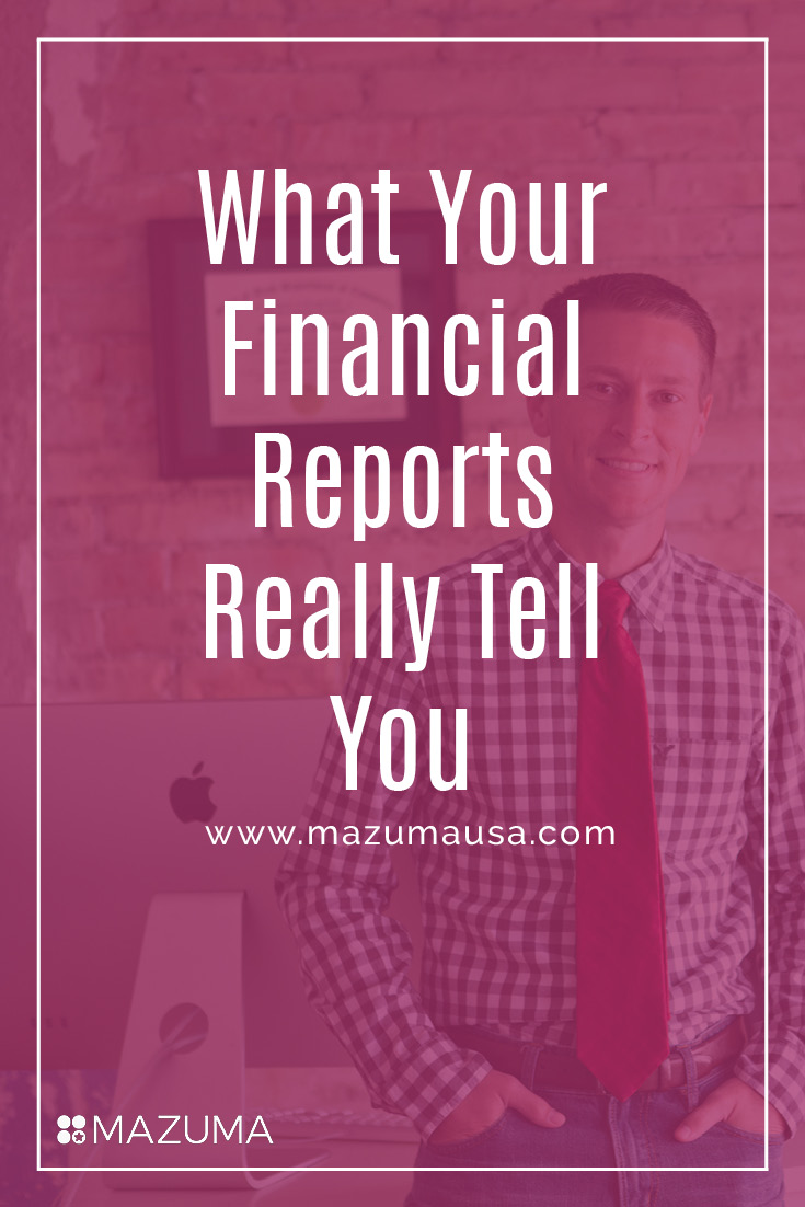 Are you using your financial reports to make business decisions or are you hiding them in a filing cabinet? Ben Sutton, CPA, will teach you how to use them.