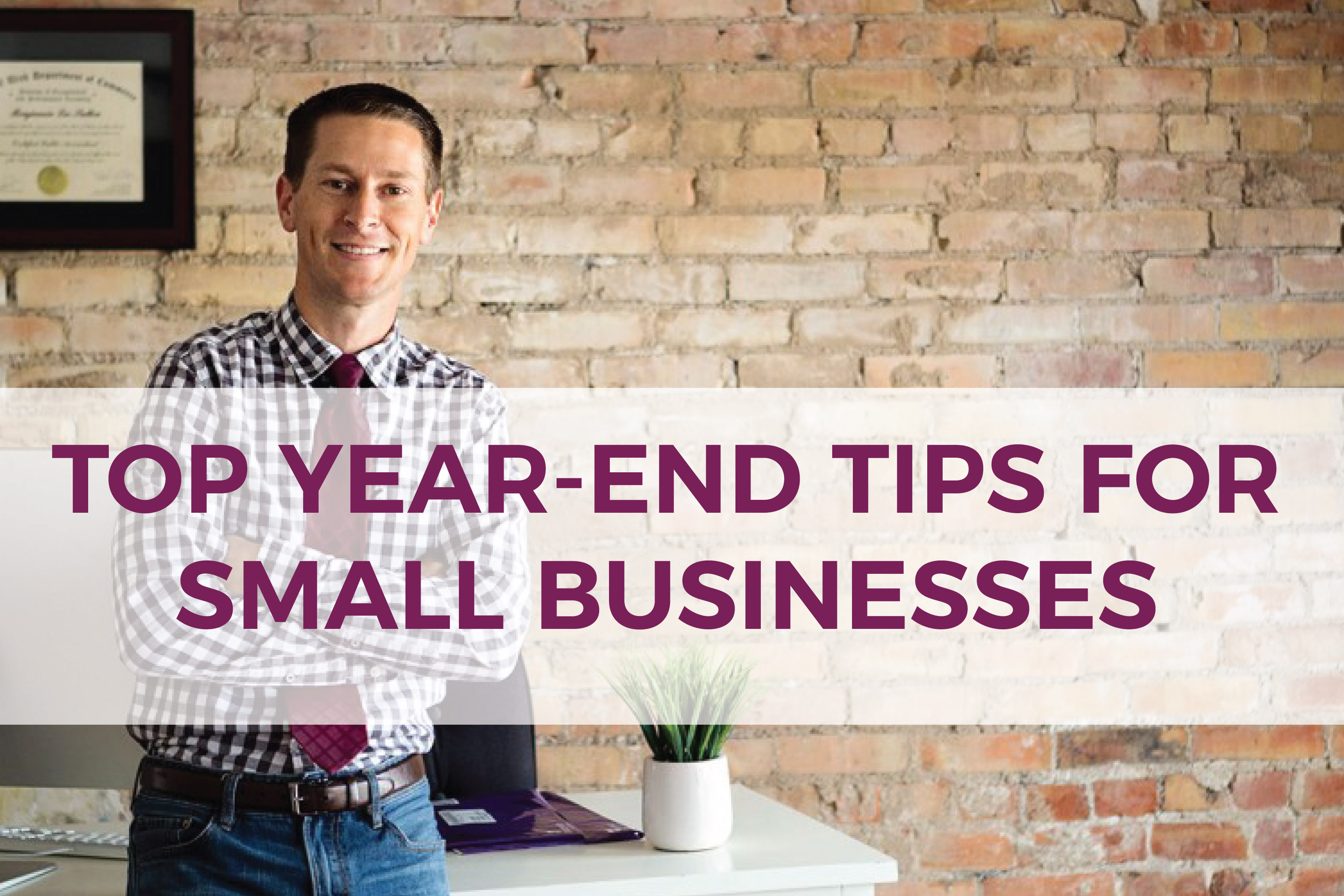 Top Year-End Tips for Small Businesses | Mazuma Business ...