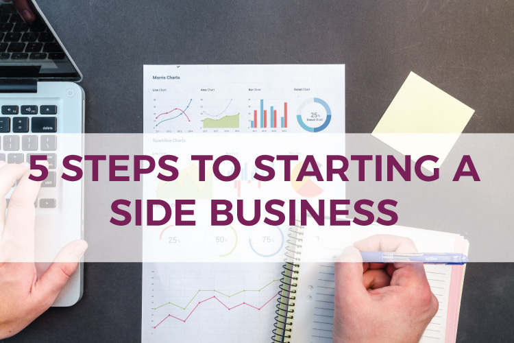 5 Steps to Start a Side Business | Mazuma USA