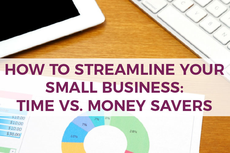 How to Streamline Your Business - Time vs. Money Savers | Mazuma USA | Small Business Accountants