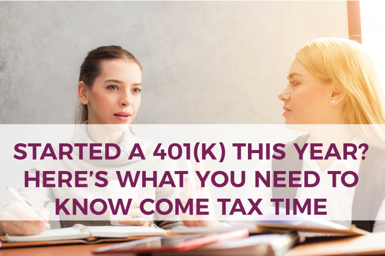 What You Need to Know About Your 401(k) Come Tax Time | Mazuma USA | Accounting and Bookkeeping for Small Business