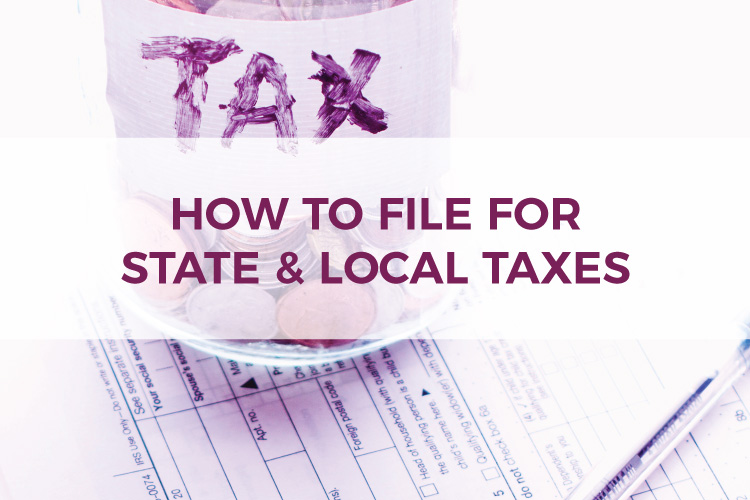 How to File for State & Local Taxes | Accounting for Small Business & Entrepreneurs | DIY Accounting | MazumaUSA