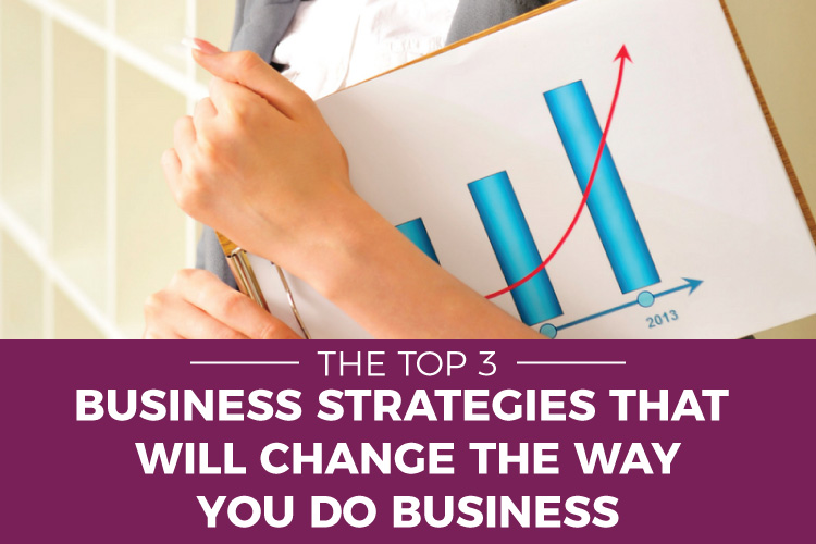 The Top 3 Business Strategies That Will Change the Way You Do Business | Taxes & Bookkeeping for Small Business | Mazuma USA