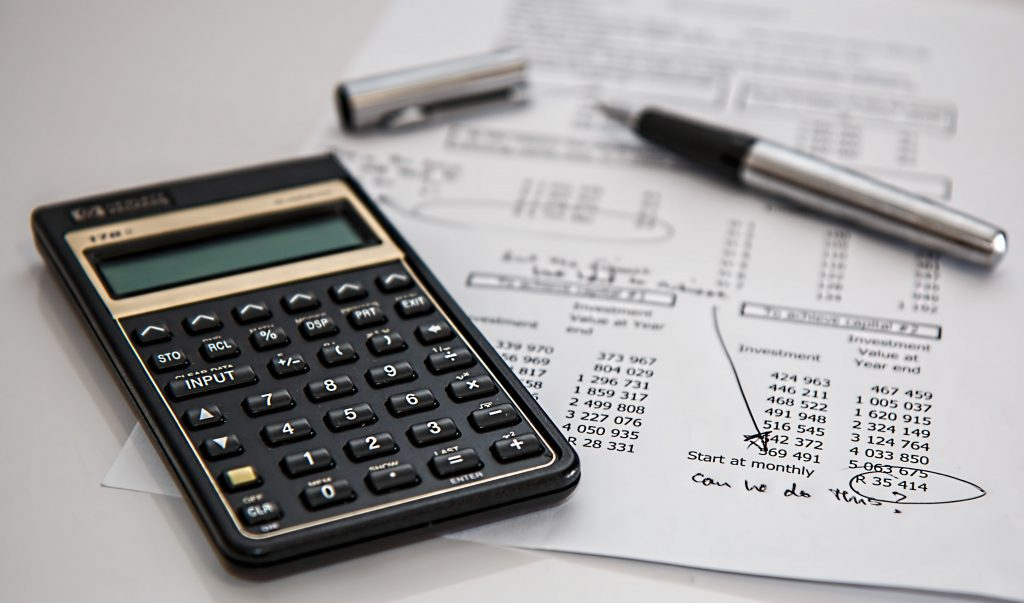 accounting and taxes